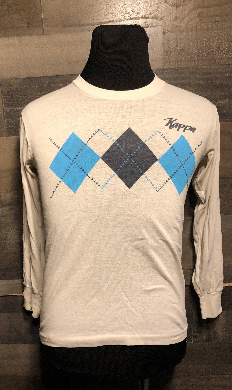 80s Tops, Shirts, T-shirts, Blouse   90s T-shirts Vintage Kappa Long Sleeve 1980S Tee T-ShirtVintage 80S Tshirts Hipster Small $24.00 AT vintagedancer.com