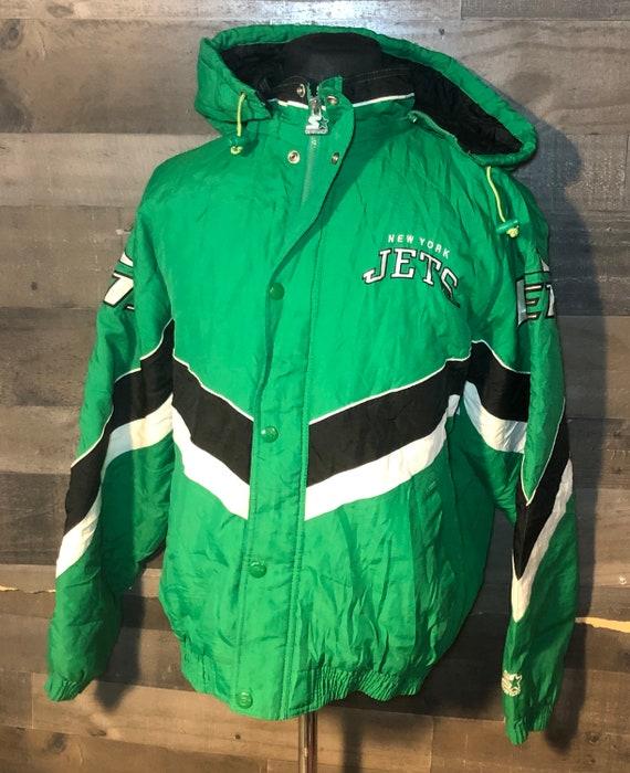 Vintage 90s New York Jets 1990s Starter Pullover N