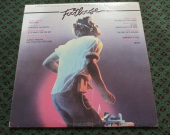 Footloose Vinyl Etsy