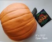 Pumpkins,Carvable Pumpkins,Hollow Pumpkins,Halloween Pumpkin,Wreath Décor,Fall Decor,Autumn Décor,JackOLantern,Craft SuppliesFunKin Pumpkins