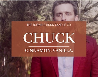 Chuck - Soy Candle - Supernatural