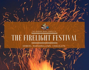 The Firelight Festival - Wax Melt - Gilmore Girls