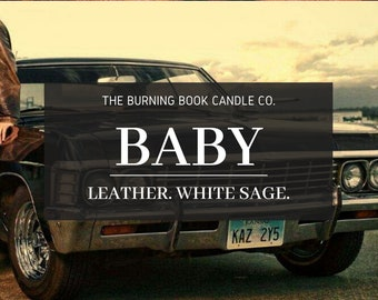 Baby - Soy Candle - Supernatural