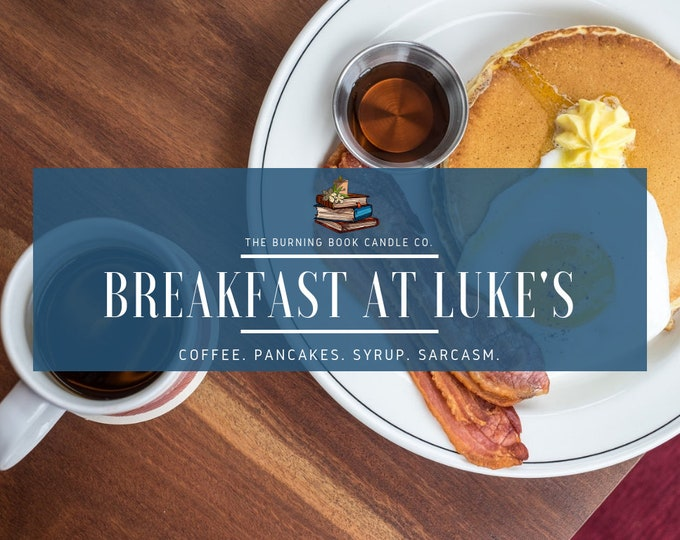 Breakfast at Luke's - Soy Candle - Gilmore Girls