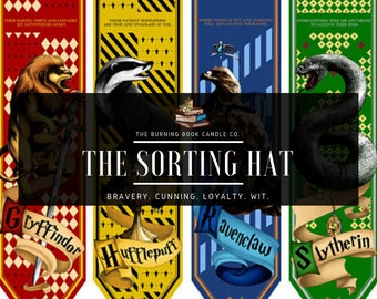 The Sorting Hat - 4 oz Soy Candle