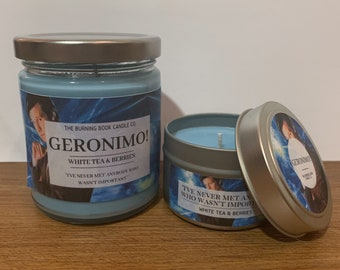 Geronimo! - Soy Candle - Doctor Who
