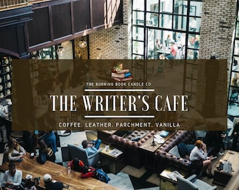 Writer's Cafe - Wax Melt