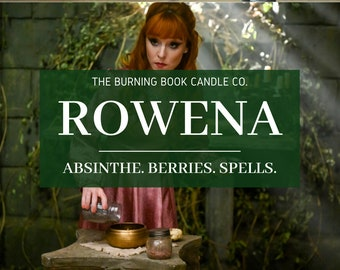 Rowena - Soy Candle - Supernatural