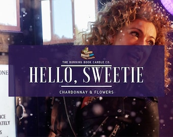 Hello, Sweetie - Wax Melt - Doctor Who