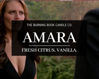 Amara - Soy Candle - Supernatural