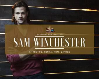 Sam Winchester - Wax Melt - Supernatural