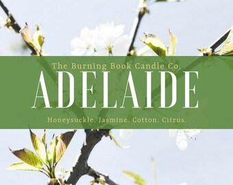 ADELAIDE - 4 oz Soy Candle