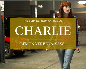 Charlie - Soy Candle - Supernatural