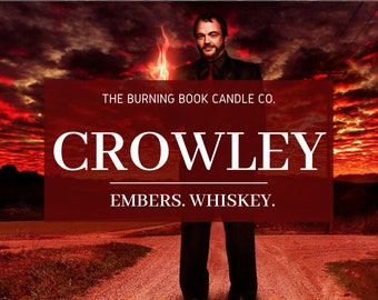 Crowley - Wax Melt - Supernatural