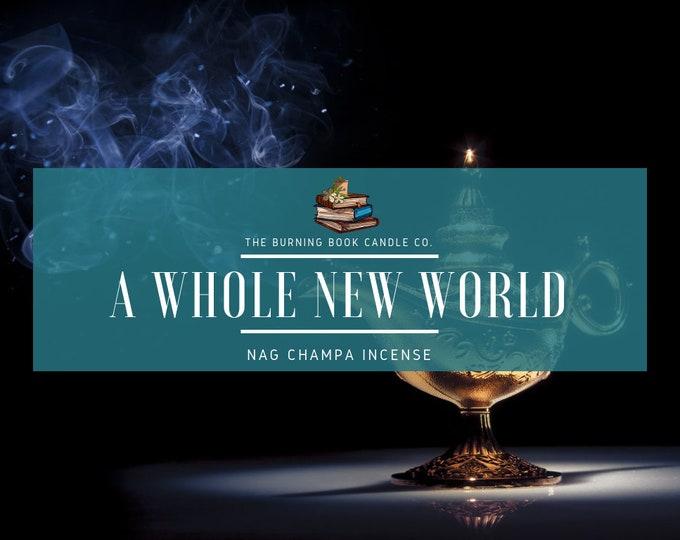 A Whole New World - Soy Candle - Aladdin