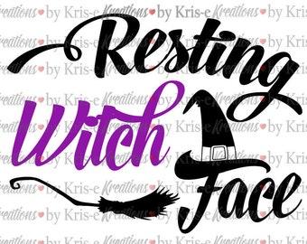 949b3398fd5 Witch face clip art