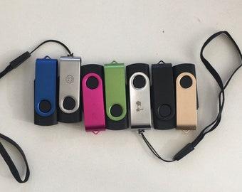 USB data stick personalized - 32 GB