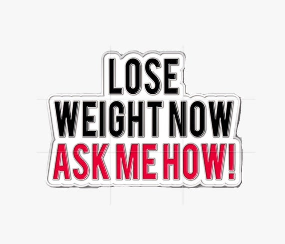 Lose weight now ask me how logo