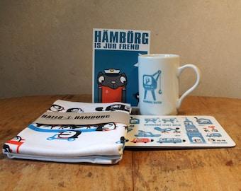 Hamburg Gift Set