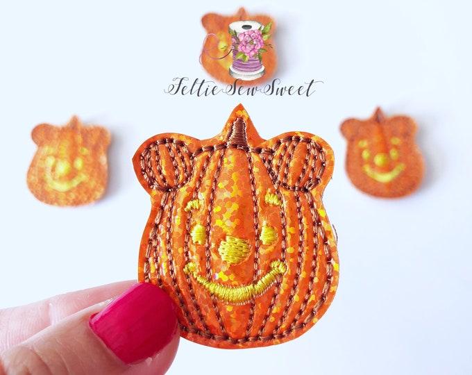Pumpkin Felties Fall Felties Honey Bear Pumpkin Felties Halloween Felties