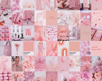 Pink Aesthetic Print Etsy Want to discover art related to pastel_pink_aesthetic? pink aesthetic print etsy