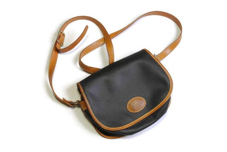 e75372c0b74b Vintage LONGCHAMP PARIS authentic crossbody bag handbag rare | Etsy