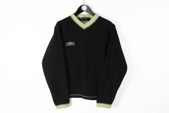 vintage UMBRO Fleece Sweatshirt men's Size M authe