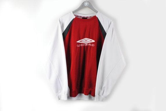 vintage UMBRO big logo sweatshirt men's Size XL re