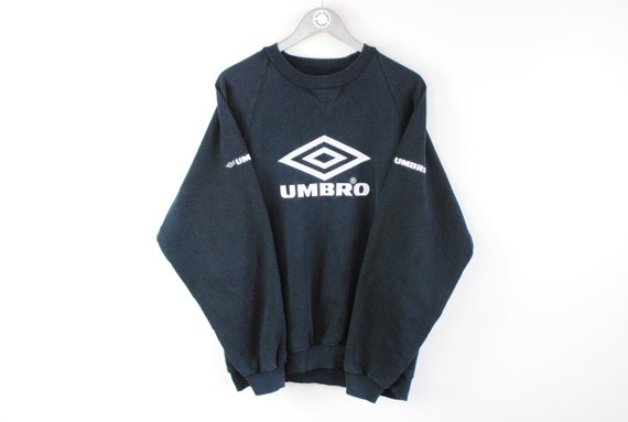 vintage UMBRO big logo sweatshirt men's Size XL/XX