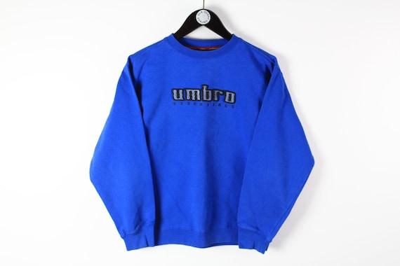 vintage UMBRO big logo sweatshirt men's Size XS/S