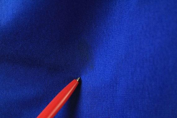 vintage ADIDAS men's Track Pants blue white small… - image 5
