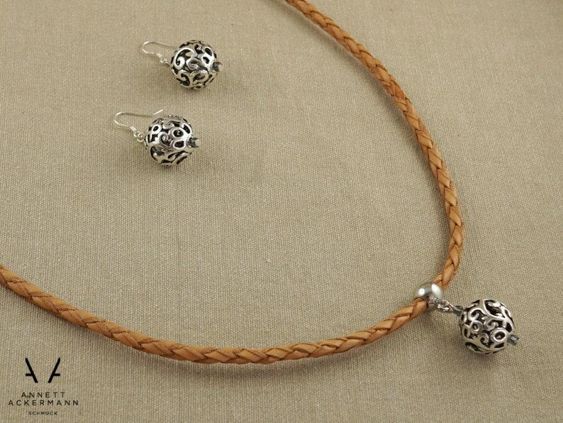 INKA  Necklace /& Earrings