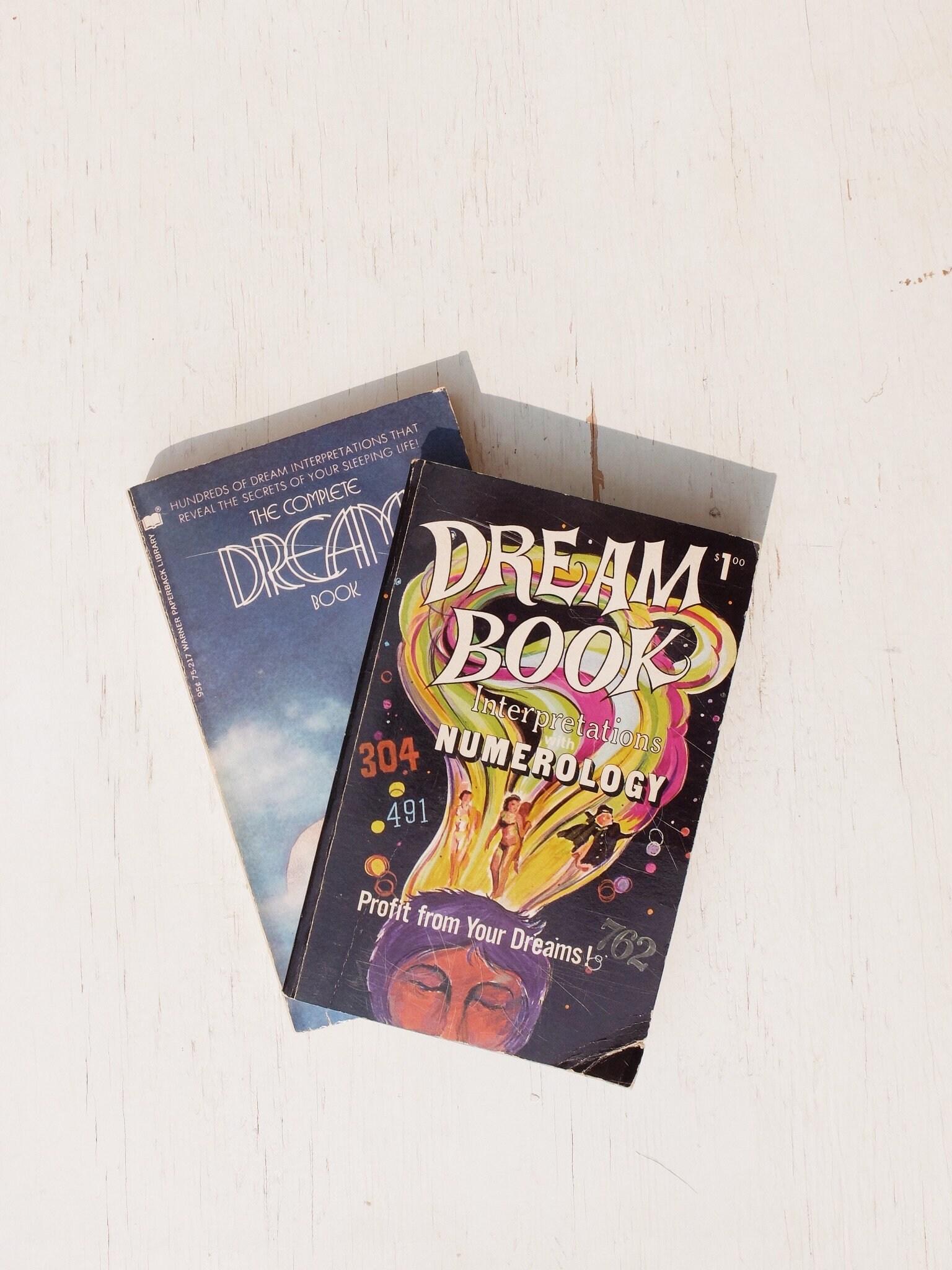 Dream Interpretation Books / Dream Meanings / 1970s Paperbacks / Dream  Dictionary / Occult Books / Spirituality Books / Numerology Reading