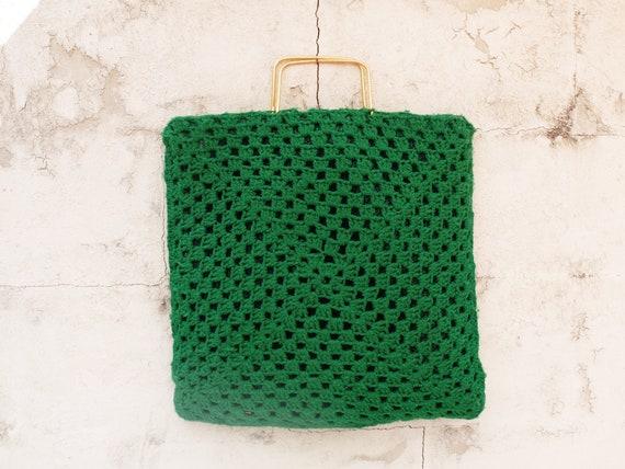 Crochet Bag / Shopping Bag / Grocery Bag / Reusabl