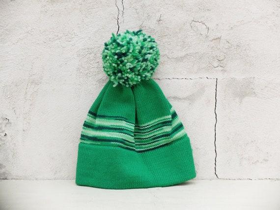 Beanie / Winter Hat / Wool Beanie / Vintage Beanie