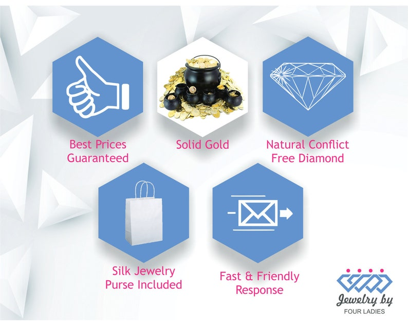 Solid Real Natural Halo Diamond London Blue Topaz Fashion Ring 14K White Gold 0.13CT Handmade Fine Gift Item For Women Dainty Ring  Gifts