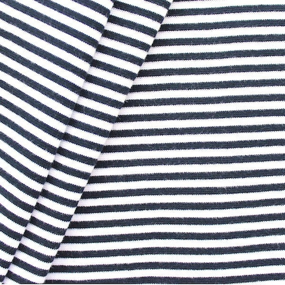 Baumwolle Elasthan BÜNDCHENSTOFF Stoff glatt MITTEL GRAU 35cm breit Schlauchware