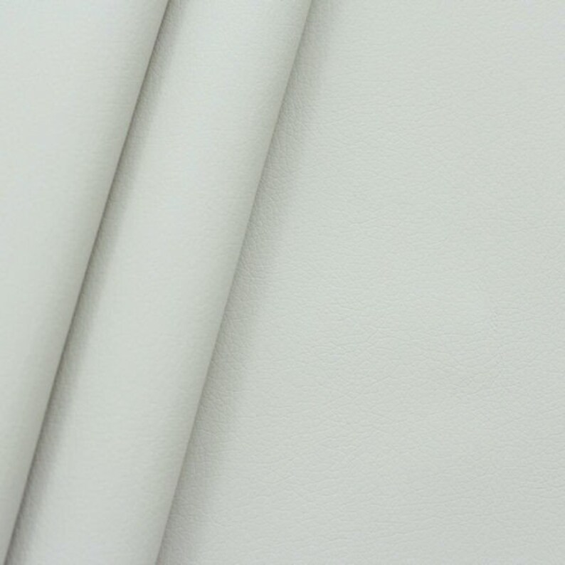 Polster PU Kunstleder Super Soft Echtleder Prägung Optik TAUPE Breite 140cm