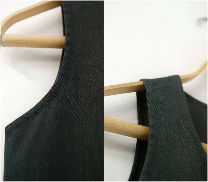 90s Grey Schoolgirl Uniform Dress XXS Vintage Zip Up Sarafan Mini Dress Retro School Uniform Pleated Dress Heart Zipper Minimalist Dress XXS