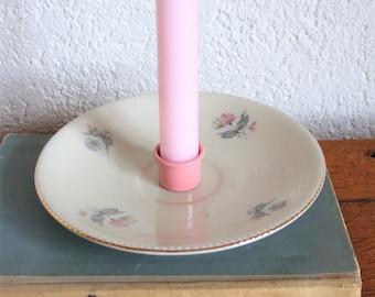 unique chandelier violet bouquet pink