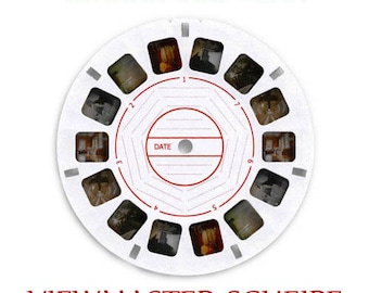 Personalized Viewmaster style reel Your Images Custom reels Proposal Wedding gift Celebration Anniversary Christmas Birthday Mother's day