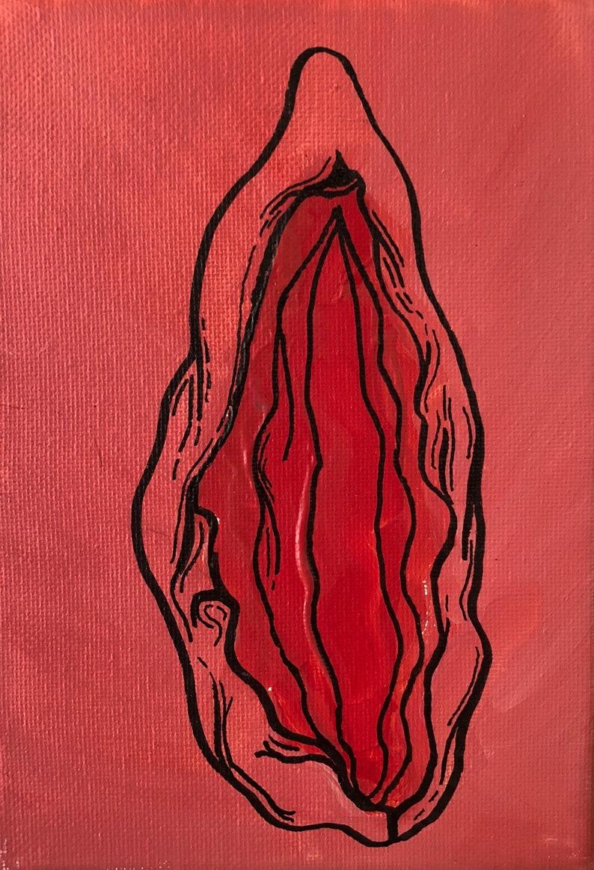 Rosa Vagina pics