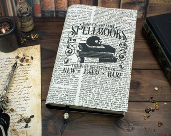 Book cover Spellbooks for paperbacks up to 19 cm book height