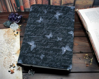 Book cover Naenia for hardcover /pocket books up to 21 cm book height