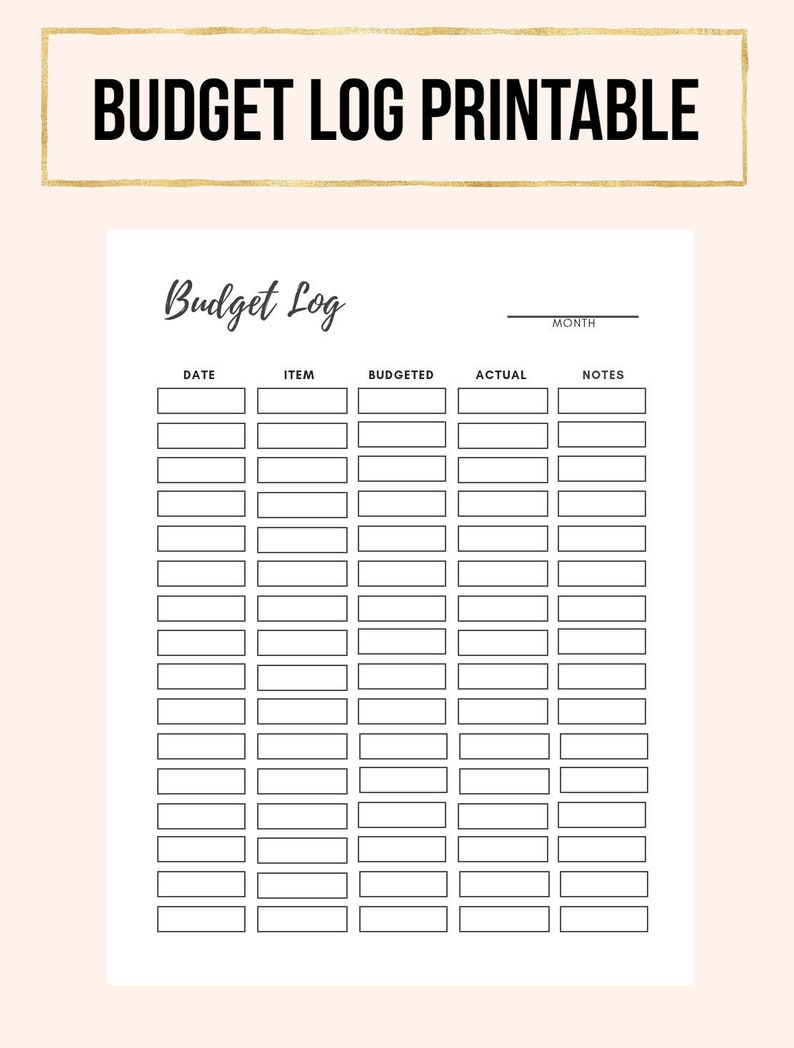 graphic about Printable Monthly Budget named Funds Printable, Regular monthly Finances Printable, Printable Spending plan Planner
