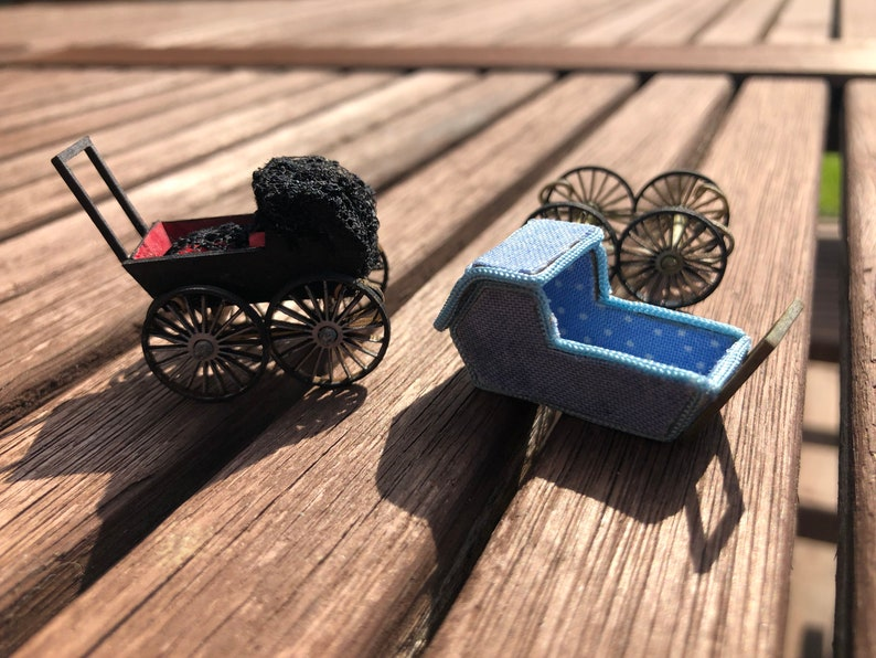 148th pram with removal carriage