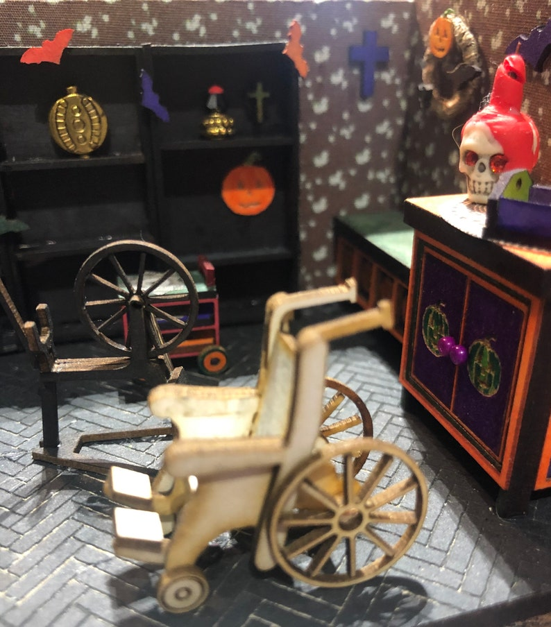 148th wheelchairquarter scale