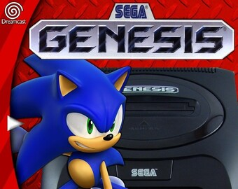 sega genesis emulator 800 games pc eng 2010