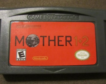Mother 3 Complete in Case Fan Made Nintendo Game Boy Advance