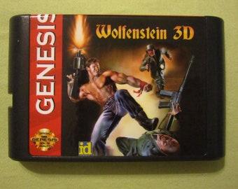 Wolfenstein | Etsy